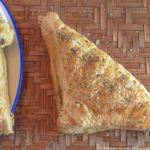 Productos de pastelería salados