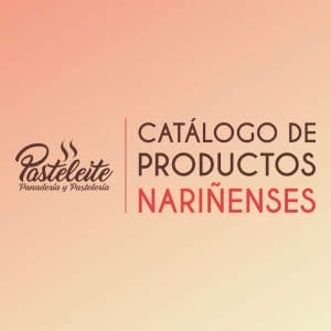 Catálogo de productos Nariñenses
