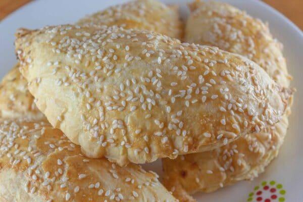 Empanada Horneada Pollo