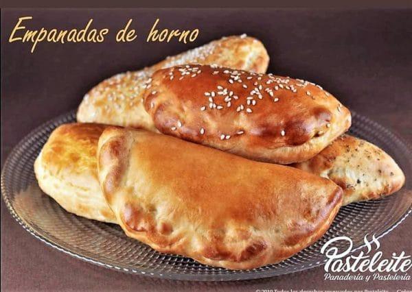 Empanadas de horno