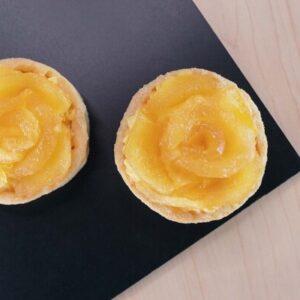 Tartaletas de manzanas