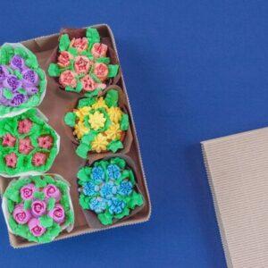Cupcakes día de la madre